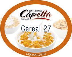 Ароматизатор Capella Cereal 27 (Хлопья с молоком)