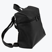 Маленький черный рюкзак Sophia Night, фото 2