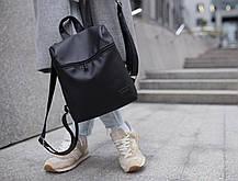 Маленький черный рюкзак Sophia Night, фото 3