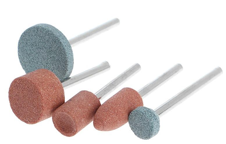 Абразивные шлифовальные мелкозернистые камни для гравера