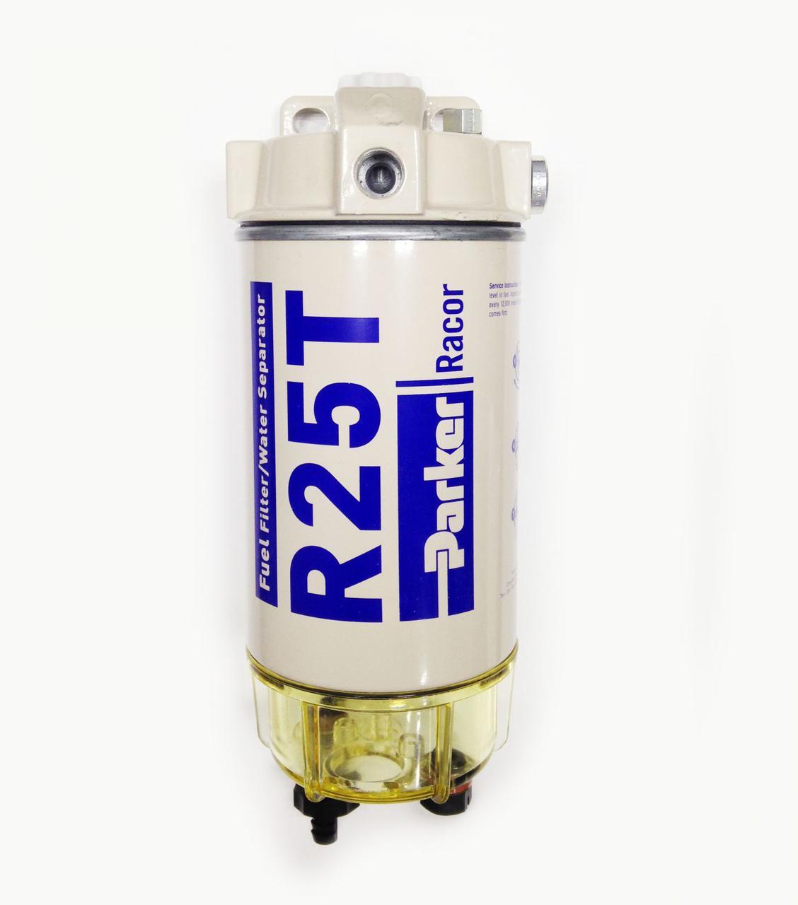 Фильтр сепаратор с подогревом и подкачкой Racor 245R1210MTC 10 мкм.