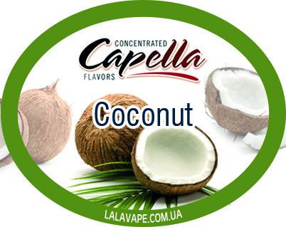 Ароматизатор Capella Coconut (Кокос)