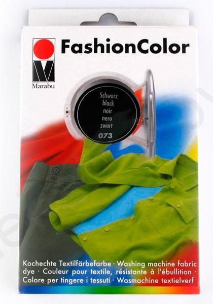 Краситель для ткани MARABU 30мл 174023073 Черный