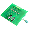 Адаптер 1.8В ZIF панель SPI Flash SOP8 DIP8 для TL866CS TL866A EZP2010, фото 2