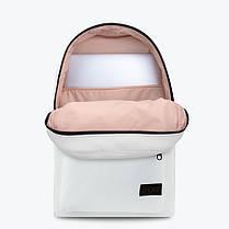 Белый практичный рюкзак MILANO Snow, фото 3