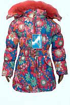 Пальто цветы, фото 3
