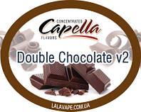 Ароматизатор Capella Double Chocolate v2 (Двойной шоколад)