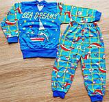 Детская пижама из кулира SEA DREAMS, фото 3