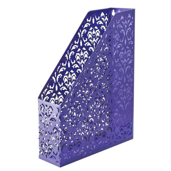 "Лоток для бумаги вертикальный 338x248x70мм Металл Buromax ""Barocco"" BM.6262"