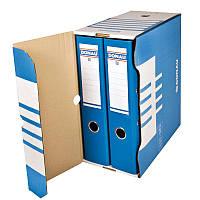 Короб архивный картон 15 см Donau 7663301PL