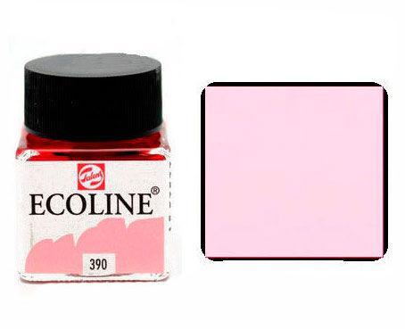 Краска акварельная Royal Talens Ecoline 30мл №390 Розовая пастельная 11253900