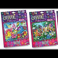 "Набор Мозаика из кристаллов ""CRYSTAL MOSAIC Kids"",для творчества"