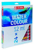 Краски акварельные ArtCreation Combiset набор 24цв. по 12мл Royal Talens 9022024M