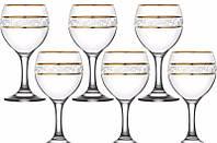 Набор бокалов для вина 6шт. Lav MISKET 31-146-090