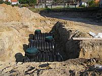 Автономная канализация  для загородного дома на 9-12 чел., фото 3