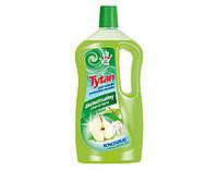 """Универсальная жидкость для уборки с ароматом """"Яблоко"""" - Tytan 1000мл"""
