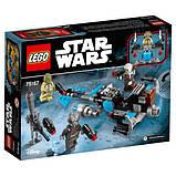 Конструктор 75167 LEGO Star Wars Спідер мисливців за головами, фото 2