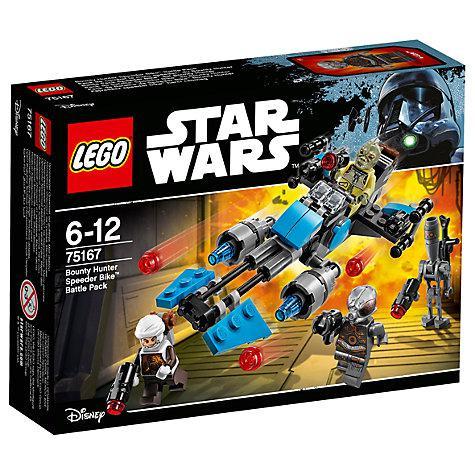 Конструктор 75167 LEGO Star Wars Спідер мисливців за головами