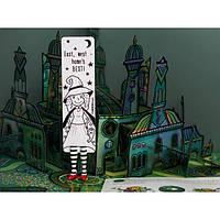 Закладка MyBOOKmark Wicked Witch babe