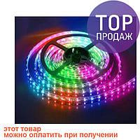 Cветодиодная лента LED 5050,7 цветов,5 метров(разноцветная) / Светодиодная лента