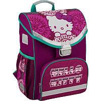 Рюкзак (ранец) школьный каркасный Kite мод 529 Hello Kitty HK16-529S