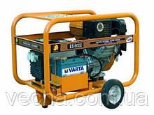 Бензогенератор Benza ЕS 8000/7.0-8.0 кВт (электростартер,миним. уровн. шума)