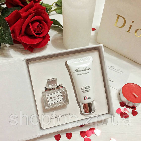 Подарочный набор Dior Miss Dior Blooming Bouquet [реплика]