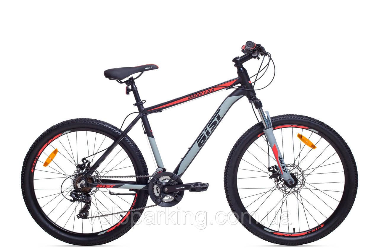 Горный алюминиевый велосипед 26 Aist Rocky 1.0 Disk (Минск,Беларусь) 2018 оригинал