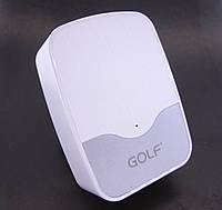 Сетевое зарядное устройство Golf GF-U305 3 USB 3.4A White