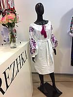 Женское платье вышиванка Жар Птица