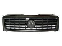 Fiat Doblo I FL 06-10 решетка центральная между фар радиаторная