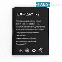Explay Аккумулятор (батарея) Explay X5 оригинал ААА