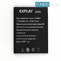 Explay Аккумулятор (батарея) Explay SOLO, A351 оригинал ААА