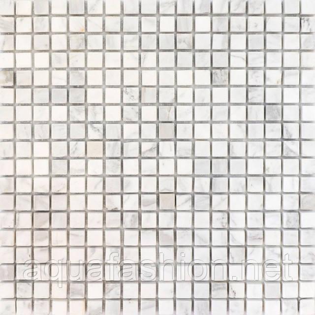 Мармурова мозаїка біла Vivacer SPT125