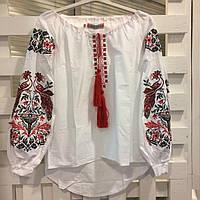 Сорочка женская с вышивкой Жарптица