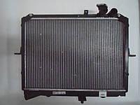 Радиатор, охлаждение двигателя KIA PREGIO