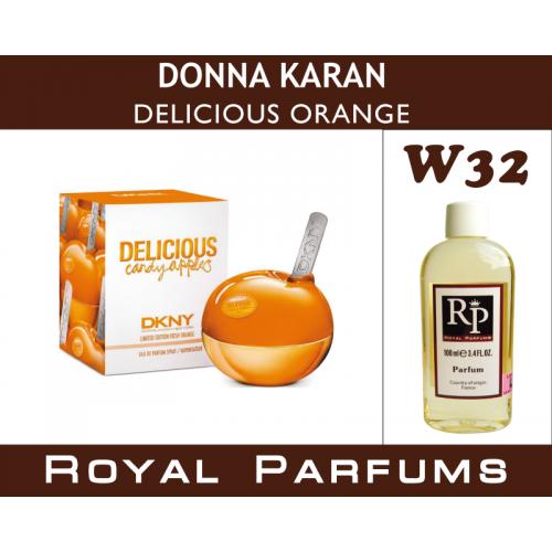 духи на разлив Royal Parfums W 32 Candy Apples Fresh Orange от