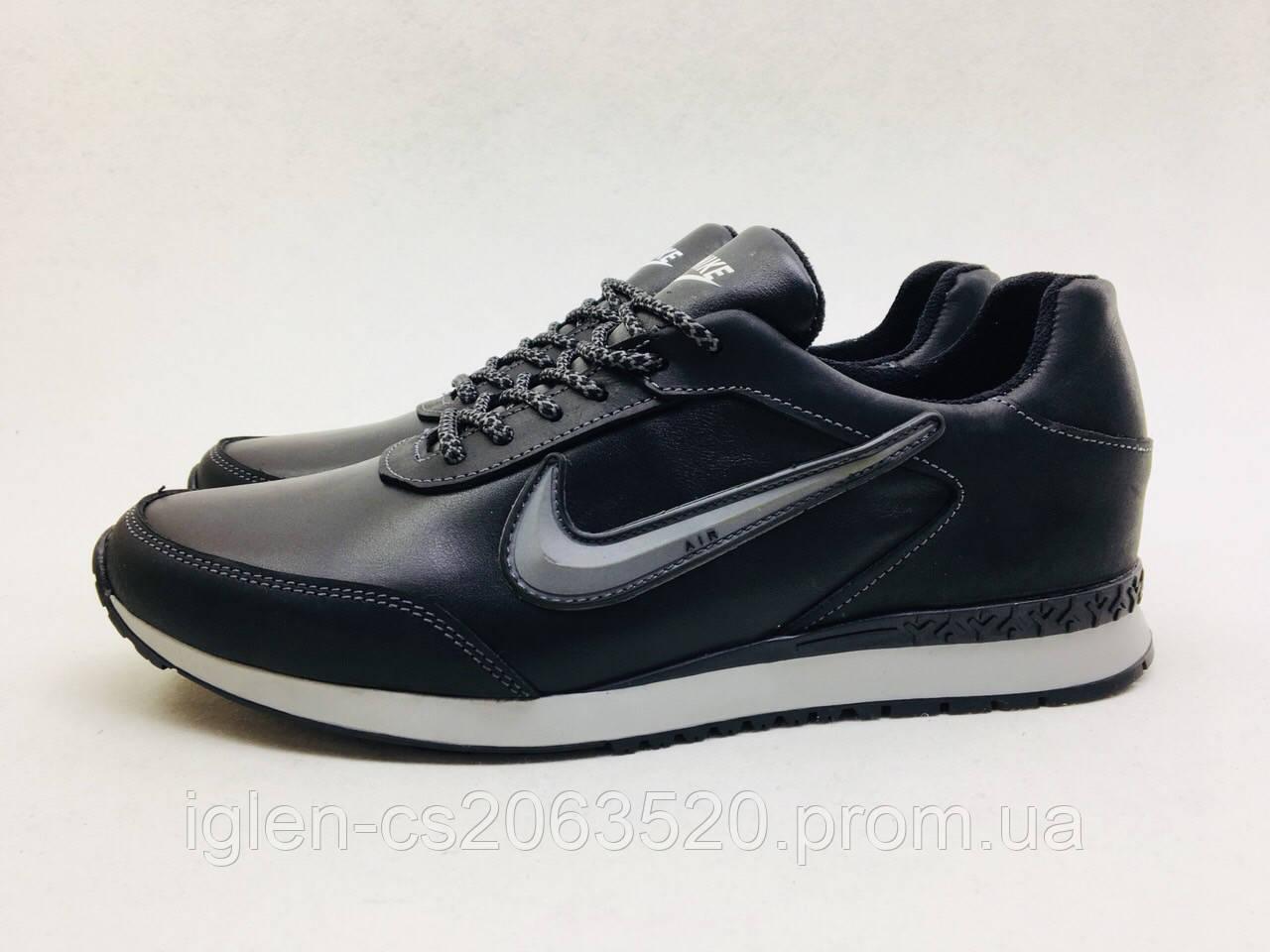 3b042b9c Мужские спортивные кроссовки Nike черные