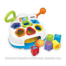 Музыкальная игрушка - сортер Weina