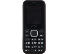 Телефон ERGO F181 Step Dual Sim Black