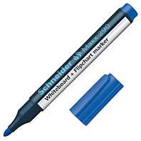 Маркер сухоcтираемый Schneider maxx 290 синий S129003