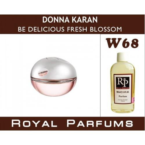 Духи на разлив Royal Parfums W-68 «Be Delicious Fresh Blossom» от Donna Karan