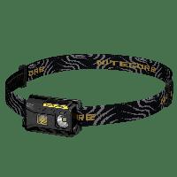 Фонарь налобный Nitecore NU25 (Сree XP-G2 S3, 360 люмен, 10 режимов, USB), черный