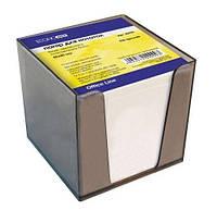Бумага для заметок 85*85 800л. в пласт. фут. белый Economix E20999