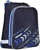 Рюкзак (ранец) школьный каркасный 1 Вересня 552815 Move H-12 36*32*17см