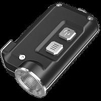 Фонарь Nitecore TINI (Cree XP-G2 S3 LED, 380 люмен, 4 режима, USB), синий, фото 1