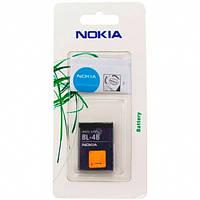 Nokia Аккумулятор Nokia BL-4B 700 mAh Original в блистере