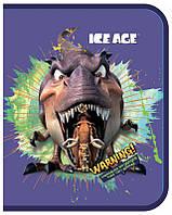 Папка B5 на молнии Cool For School пластиковая Ice Age IA09320