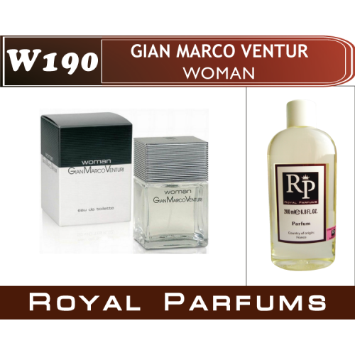 Духи на разлив Royal Parfums W-190 «Woman» от Gian Marco Venturi