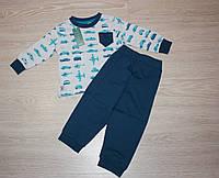 Пижама для ребенка с рисунком